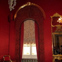 Фотография: Декор в стиле Классический, Декор интерьера, Дизайн интерьера, Цвет в интерьере, Красный, Dulux, Розовый – фото на InMyRoom.ru