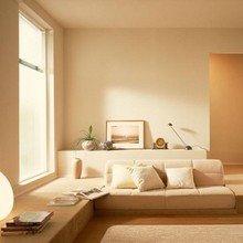 Фотография: Гостиная в стиле Современный, Декор интерьера, Квартира, Мебель и свет, Подиум – фото на InMyRoom.ru
