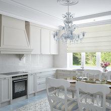 Фотография: Кухня и столовая в стиле , Декор интерьера, Дом, Artemide, Vistosi, Дома и квартиры, Проект недели, Ideal Lux – фото на InMyRoom.ru