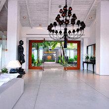 Фотография: Прихожая в стиле Восточный, Эклектика, Дом, Тайланд, Дома и квартиры, Отель – фото на InMyRoom.ru