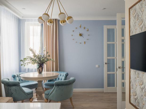 Фотография: Кухня и столовая в стиле Классический, Современный, Проект недели – фото на INMYROOM