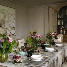 Фотография: Кухня и столовая в стиле Кантри, Декор интерьера, Квартира, Дом, Декор дома, Текстиль, Zara Home – фото на InMyRoom.ru