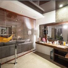 Фотография: Ванная в стиле Лофт, Квартира, Дома и квартиры – фото на InMyRoom.ru