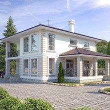 Фото из портфолио Дом, особн... – фотографии дизайна интерьеров на InMyRoom.ru