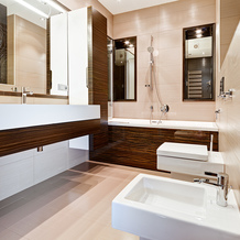 Фото из портфолио Дизайн ванной в современном стиле  – фотографии дизайна интерьеров на INMYROOM