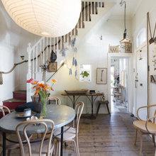 Фото из портфолио Двухэтажный магазин, а ныне эклектичный дом – фотографии дизайна интерьеров на INMYROOM