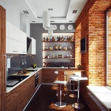 Фото из портфолио Квартира Спб – фотографии дизайна интерьеров на InMyRoom.ru
