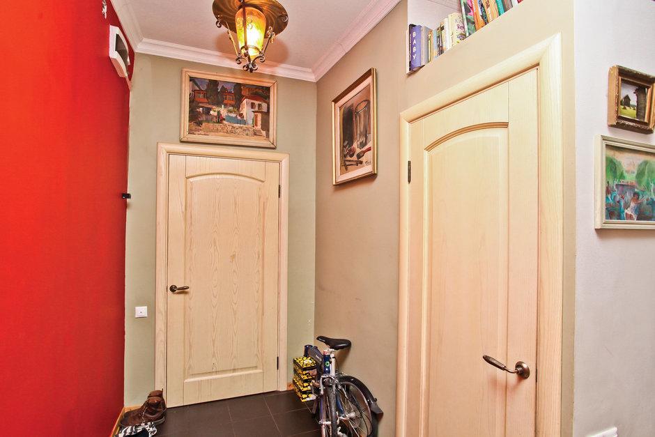 Фотография: Прихожая в стиле , Квартира, Дома и квартиры, Перепланировка – фото на InMyRoom.ru