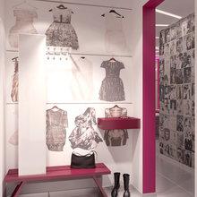 Фото из портфолио Квартира-студия для девушки – фотографии дизайна интерьеров на INMYROOM