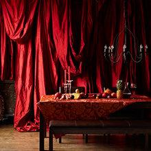 Фотография: Кухня и столовая в стиле Кантри, Декор интерьера, DIY, Цвет в интерьере – фото на InMyRoom.ru