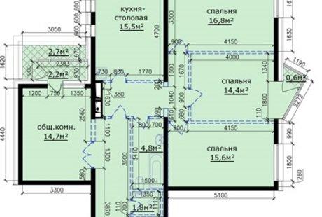 Посоветуйте варианты планировки квартиры