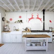 Фотография: Кухня и столовая в стиле Скандинавский, Декор интерьера, DIY, Дом, Праздник – фото на InMyRoom.ru