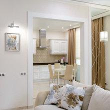 Фото из портфолио Гостиная с зеркалами – фотографии дизайна интерьеров на INMYROOM