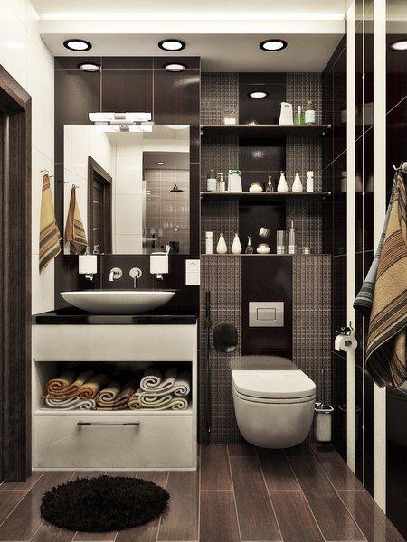 Фото из портфолио санузел – фотографии дизайна интерьеров на INMYROOM