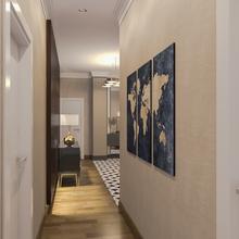 Фото из портфолио Москва, ЖК  Дом на Мосфильмовской 140 кв м – фотографии дизайна интерьеров на INMYROOM