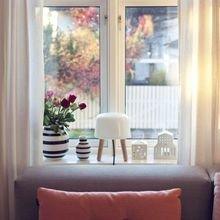 Фотография: Декор в стиле Современный, Декор интерьера, Квартира, Советы, Подоконник, Окно – фото на InMyRoom.ru