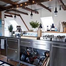 Фото из портфолио Экостиль в интерьере дома – фотографии дизайна интерьеров на INMYROOM