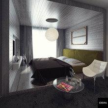 Фото из портфолио #OsinCityLoft01 – фотографии дизайна интерьеров на INMYROOM
