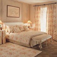 Фотография: Спальня в стиле Кантри, Классический, Современный, Декор интерьера, Интерьер комнат, Прованс, Восток – фото на InMyRoom.ru