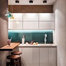 Фото из портфолио Офис в стиле Loft г.Тюмень – фотографии дизайна интерьеров на InMyRoom.ru