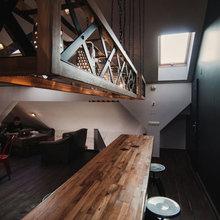 Фотография: Кухня и столовая в стиле Кантри, Современный, Декор интерьера, Офисное пространство, Офис, Дома и квартиры – фото на InMyRoom.ru