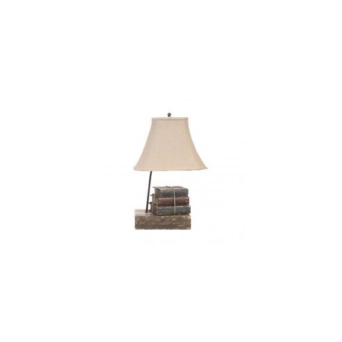 Настольная лампа MDF  WITH BOOKS