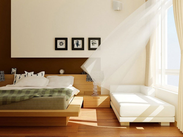 Фотография: Спальня в стиле Современный, Эко, Советы – фото на InMyRoom.ru