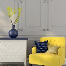 Фотография: Мебель и свет в стиле Кантри, Декор интерьера, Текстиль, Подушки – фото на InMyRoom.ru