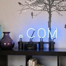 Фотография: Декор в стиле Современный, Декор интерьера, Мебель и свет, Подсветка, Неон – фото на InMyRoom.ru
