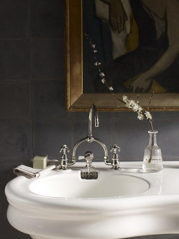 Фотография:  в стиле , Ванная, Советы – фото на InMyRoom.ru