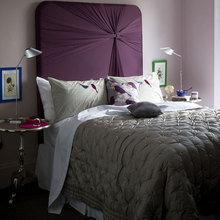 Фотография: Спальня в стиле Современный, Эклектика, Декор интерьера, DIY, Мебель и свет – фото на InMyRoom.ru
