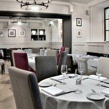 Фото из портфолио ресторан на Крюковом канале – фотографии дизайна интерьеров на INMYROOM