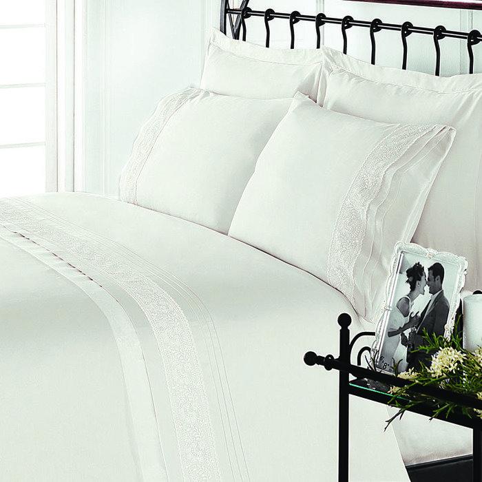 Комплект постельного белья евро Rodez
