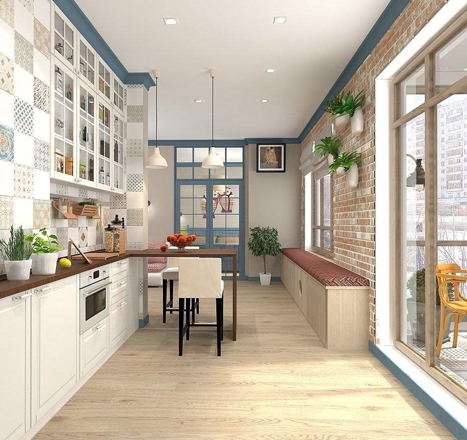 Фотография: Кухня и столовая в стиле Скандинавский, Квартира, Проект недели, Zi-Design Interiors – фото на InMyRoom.ru