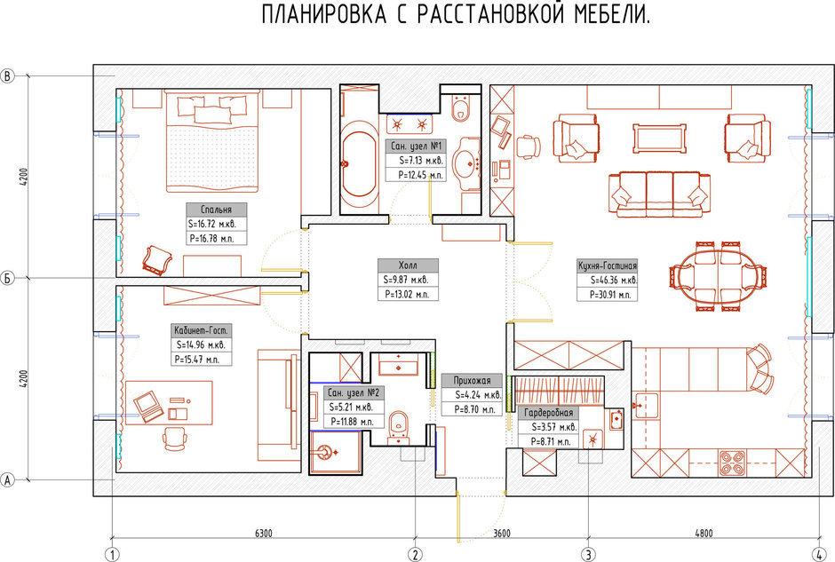 Фотография: Прочее в стиле , Классический, Квартира, Дома и квартиры, Москва – фото на InMyRoom.ru