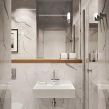 Фото из портфолио Квартира в ЖК Филиград – фотографии дизайна интерьеров на INMYROOM