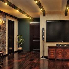 Фото из портфолио Квартира в Английском стиле – фотографии дизайна интерьеров на InMyRoom.ru