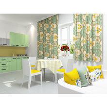 Кухонная скатерть: Солнечный лепесток