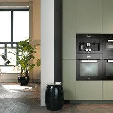 Фотография: Кухня и столовая в стиле Современный, Miele, Индустрия, События, Бытовая техника – фото на InMyRoom.ru