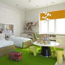 Фотография: Детская в стиле Современный, Эклектика, Квартира, Дом, Дома и квартиры, IKEA – фото на InMyRoom.ru