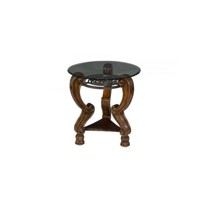 Круглый придиванный стол MargillesT443-6