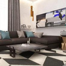 Фото из портфолио Апартаменты на Васильевском острове – фотографии дизайна интерьеров на InMyRoom.ru