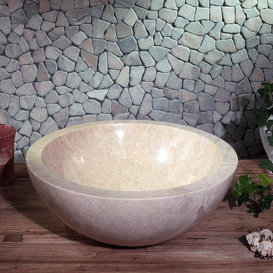 Купить Раковина Teak&Amp;Water Round White, inmyroom, Индонезия