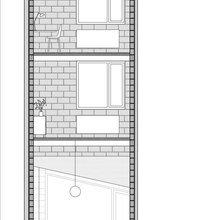 Фото из портфолио Дом в Бельгии, построенный между двумя другими – фотографии дизайна интерьеров на INMYROOM