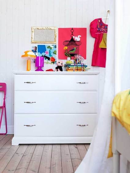 Фотография: Детская в стиле Скандинавский, Индустрия, Люди, IKEA – фото на InMyRoom.ru