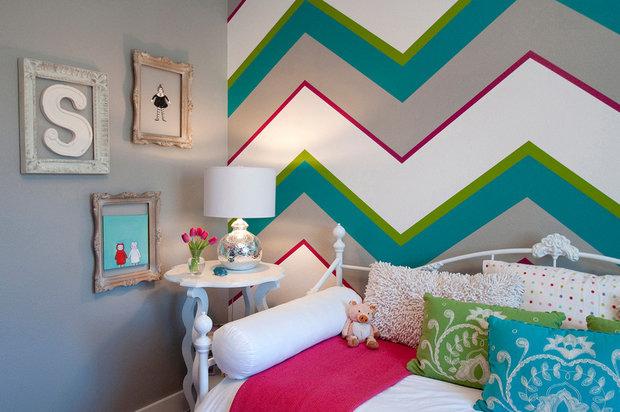 Фотография: Спальня в стиле Прованс и Кантри, Декор интерьера, Дом, Декор дома, Текстиль – фото на InMyRoom.ru