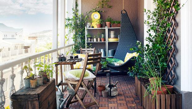 Фотография: Балкон в стиле Эко, Советы, Ремонт на практике, Ольга Почуева – фото на InMyRoom.ru