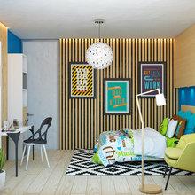 Фото из портфолио Дизайн интерьера в современном стиле – фотографии дизайна интерьеров на INMYROOM