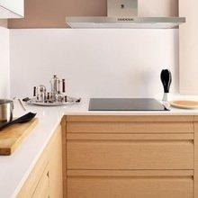 Фотография: Кухня и столовая в стиле Минимализм, Декор интерьера, Квартира, Дизайн интерьера, Цвет в интерьере – фото на InMyRoom.ru