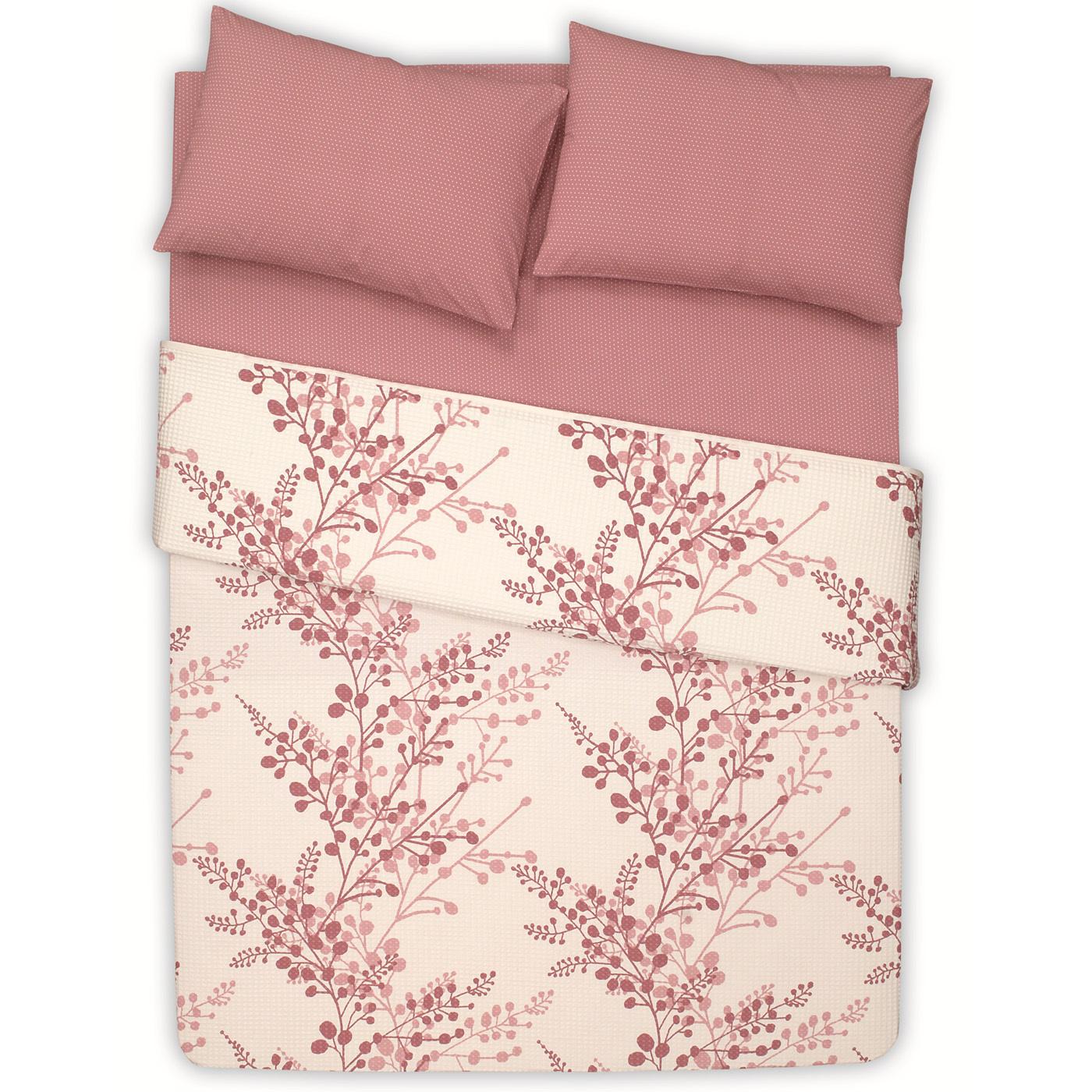 Купить Комплект постельного белья Twings Pink Euro, inmyroom, Турция